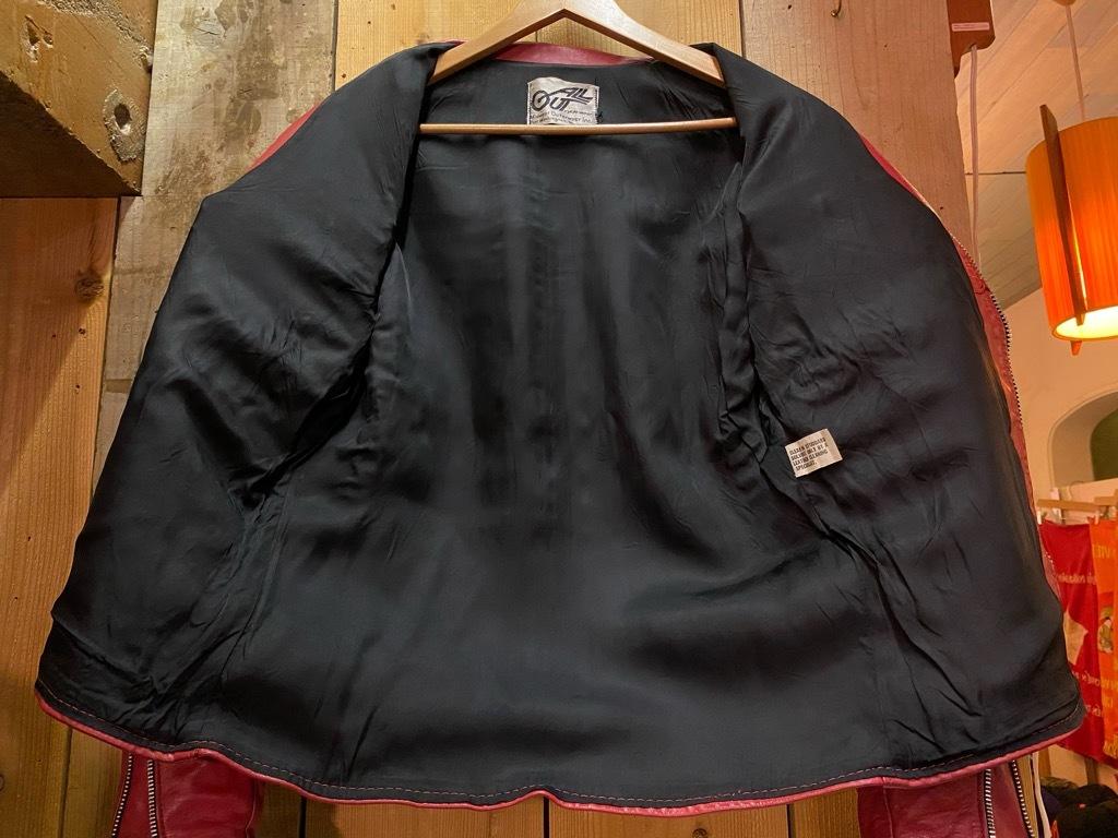 11月14日(土)マグネッツ大阪店スーペリア入荷日!!#2 Leather編!! SingleRiders,Vanson,BANANA REPUBRIC,RobertLewis!!_c0078587_16115343.jpg