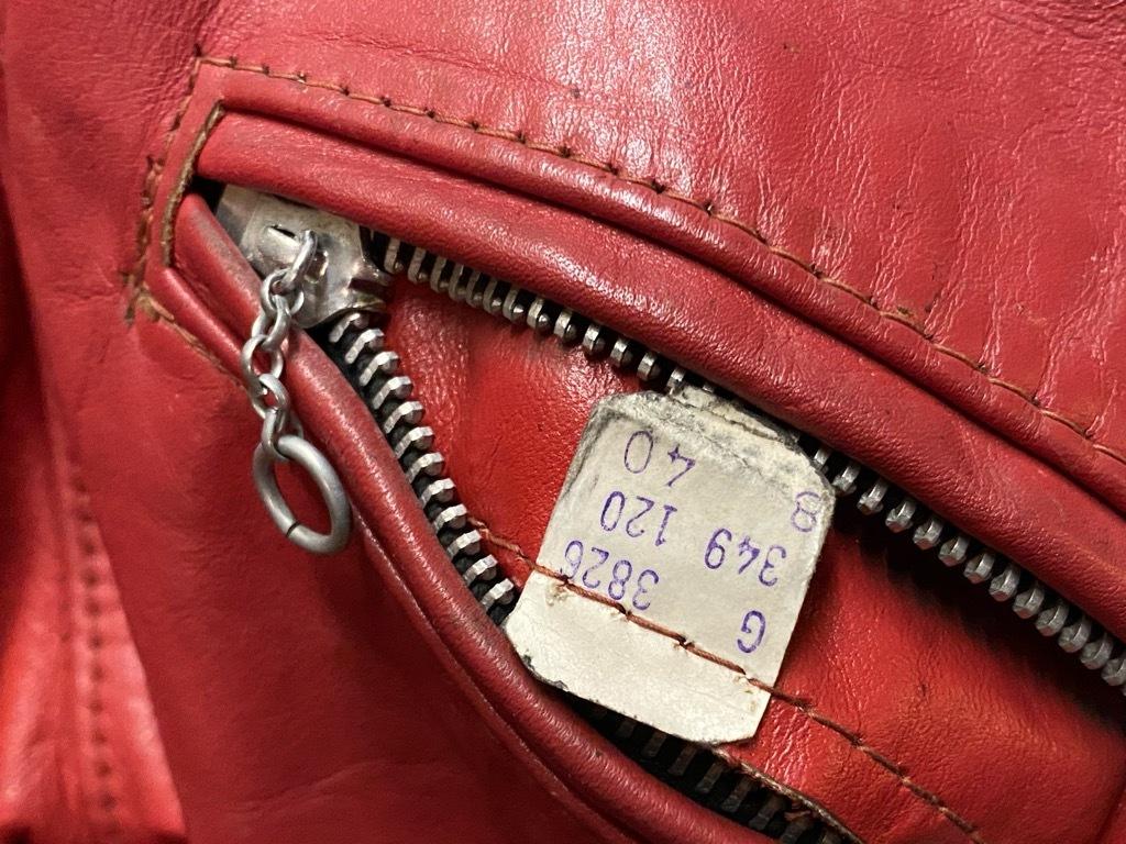 11月14日(土)マグネッツ大阪店スーペリア入荷日!!#2 Leather編!! SingleRiders,Vanson,BANANA REPUBRIC,RobertLewis!!_c0078587_16115440.jpg