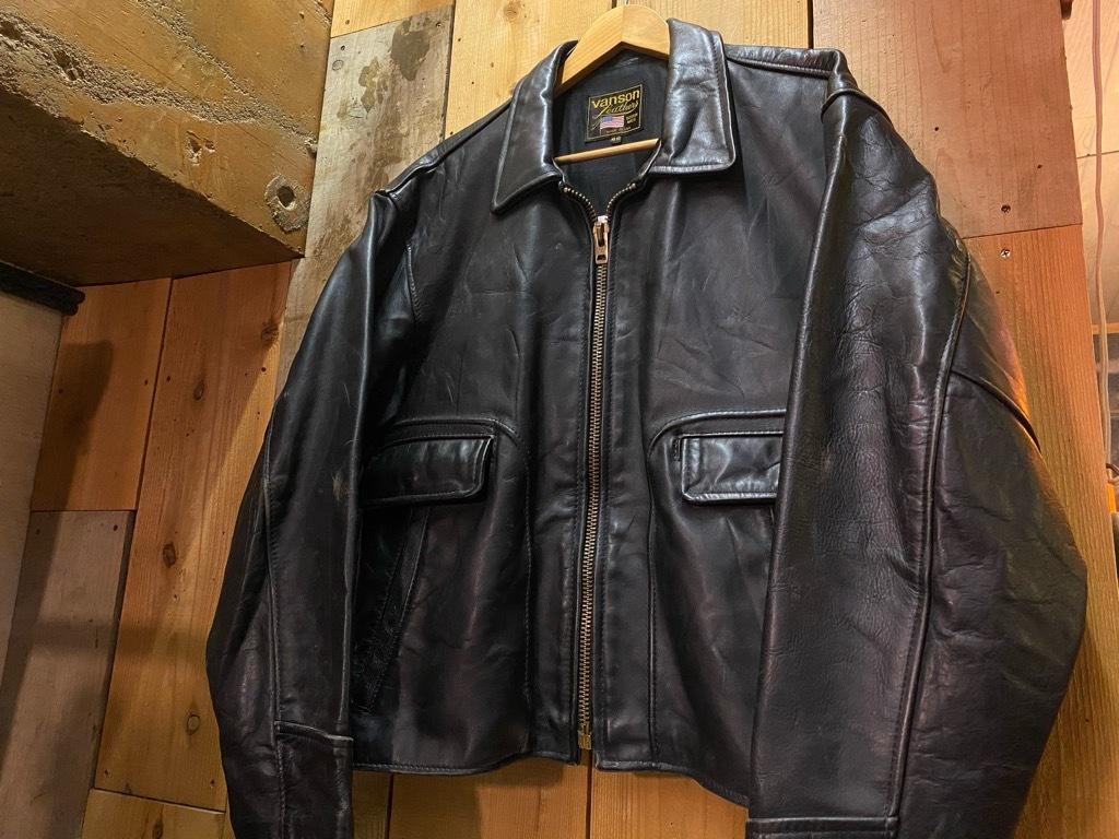 11月14日(土)マグネッツ大阪店スーペリア入荷日!!#2 Leather編!! SingleRiders,Vanson,BANANA REPUBRIC,RobertLewis!!_c0078587_16143053.jpg