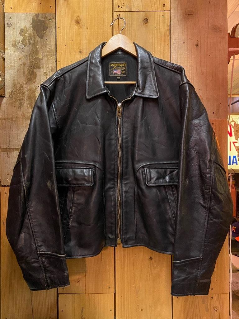 11月14日(土)マグネッツ大阪店スーペリア入荷日!!#2 Leather編!! SingleRiders,Vanson,BANANA REPUBRIC,RobertLewis!!_c0078587_16143101.jpg