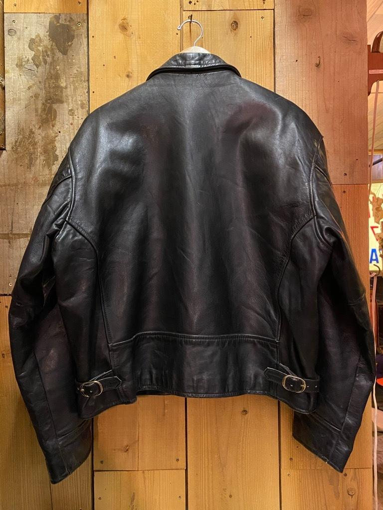 11月14日(土)マグネッツ大阪店スーペリア入荷日!!#2 Leather編!! SingleRiders,Vanson,BANANA REPUBRIC,RobertLewis!!_c0078587_16144444.jpg