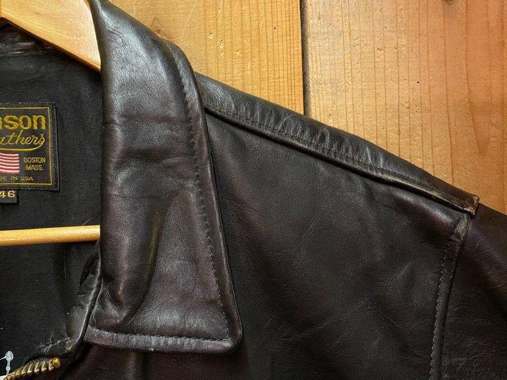 11月14日(土)マグネッツ大阪店スーペリア入荷日!!#2 Leather編!! SingleRiders,Vanson,BANANA REPUBRIC,RobertLewis!!_c0078587_16152645.jpg
