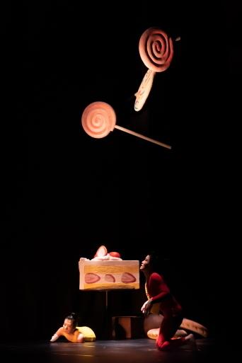 コロナの中『箱庭弁当 -さ迷える愛・破』東京公演やった!_f0125588_17591541.jpg