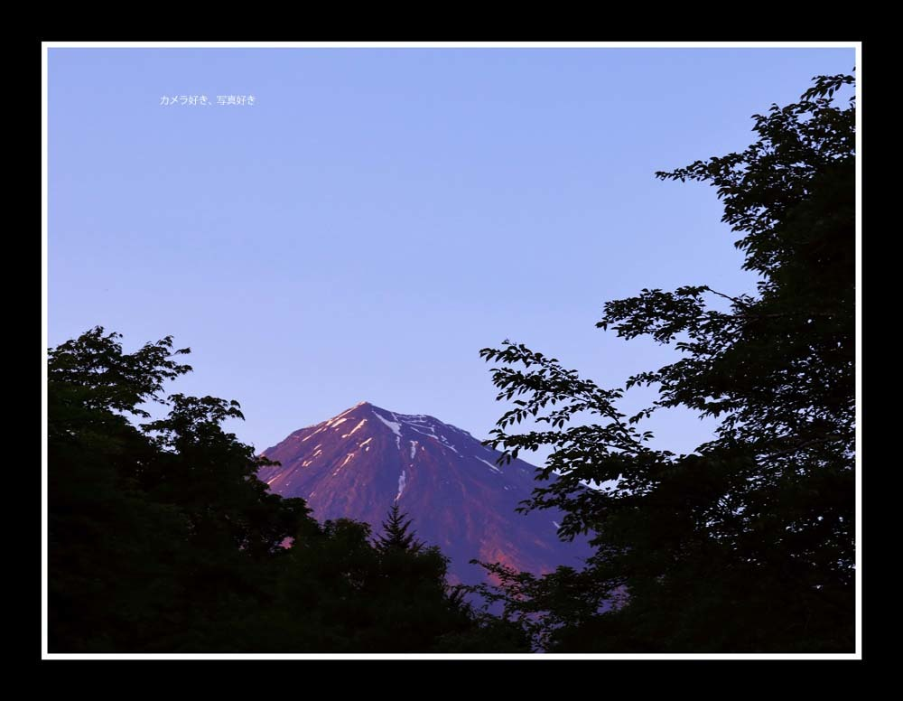 2020年今日の1枚 お山を見たくなった日_e0407691_09100659.jpg