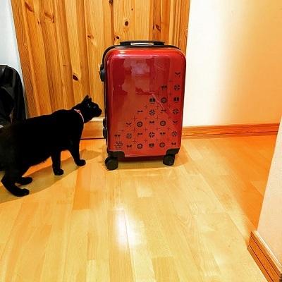 聖飢魔II「魔界行スーツケース」_b0114515_11552002.jpg