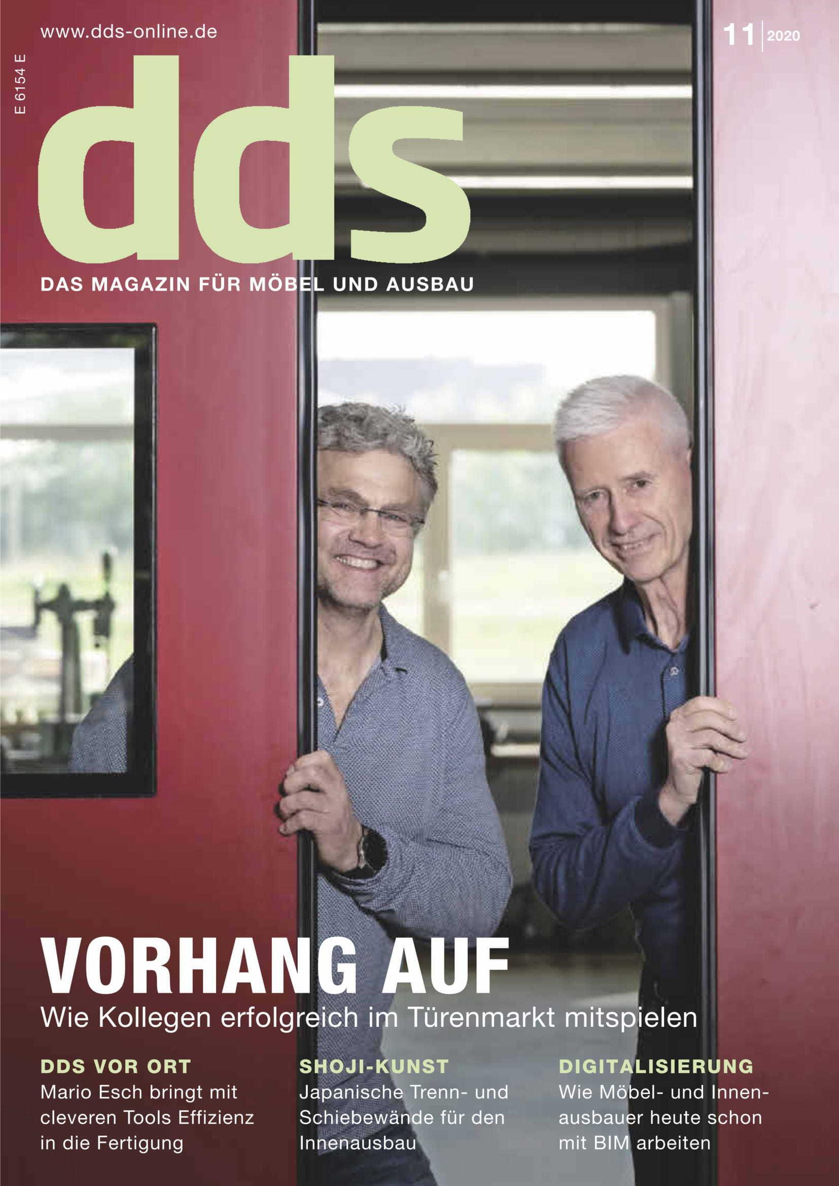 ドイツの雑誌に掲載されました。_a0355629_21573593.jpg