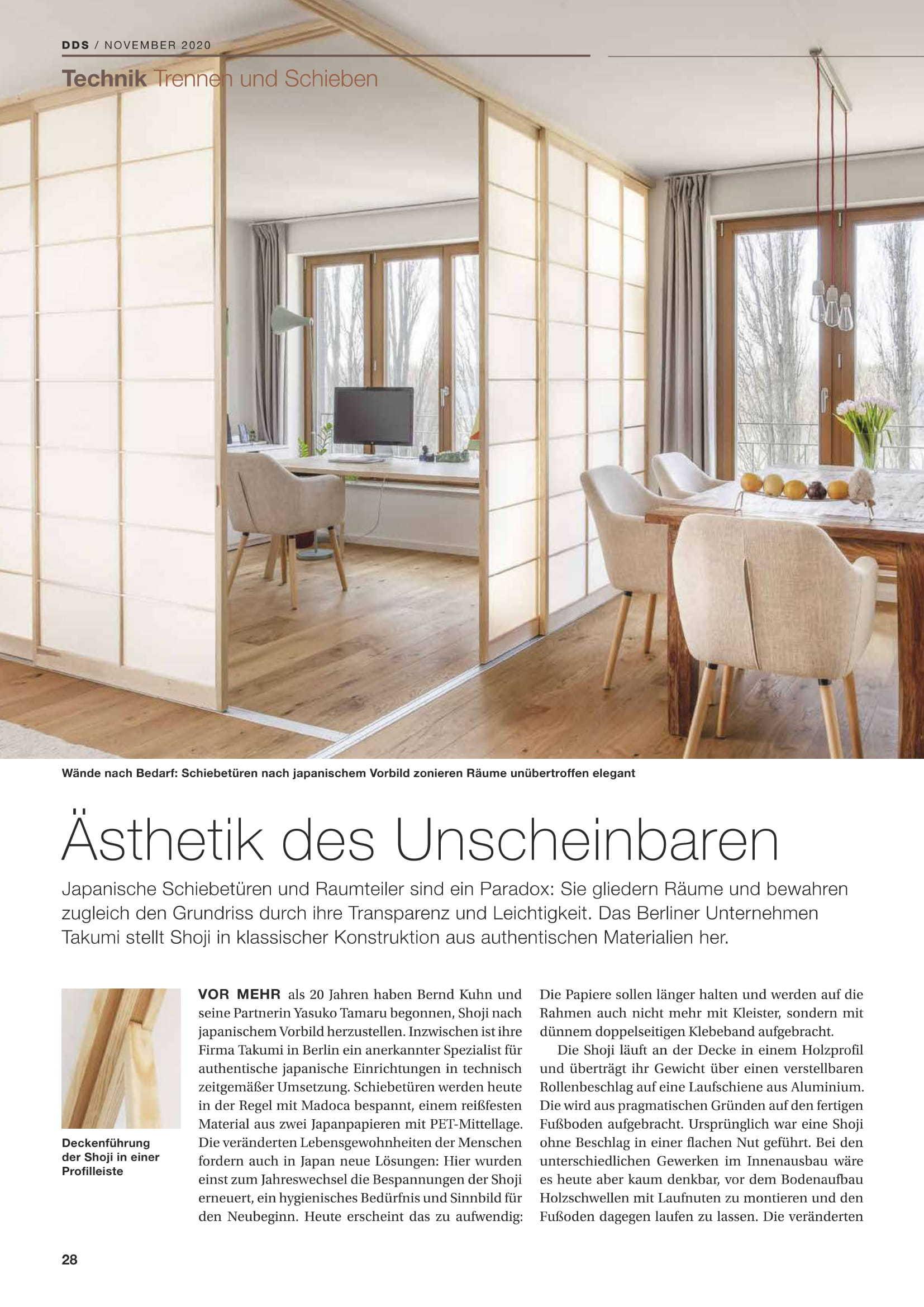 ドイツの雑誌に掲載されました。_a0355629_21573667.jpg