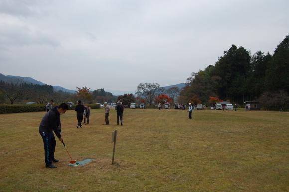 グラウンドゴルフ体験会!_d0010630_12570040.jpg