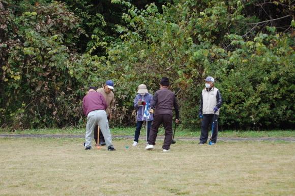 グラウンドゴルフ体験会!_d0010630_13510820.jpg