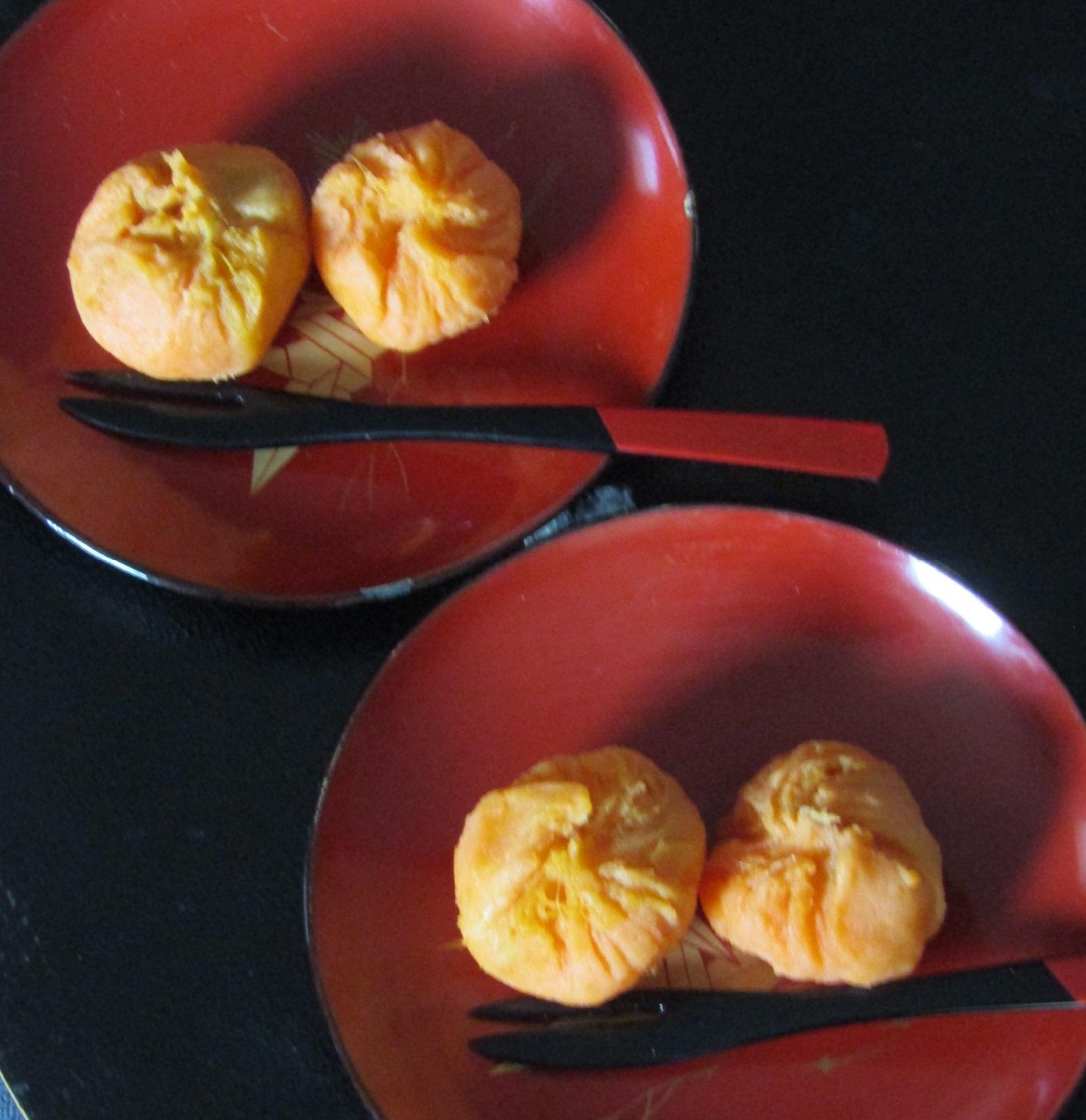 さつま芋で和菓子_b0287748_22433716.jpg