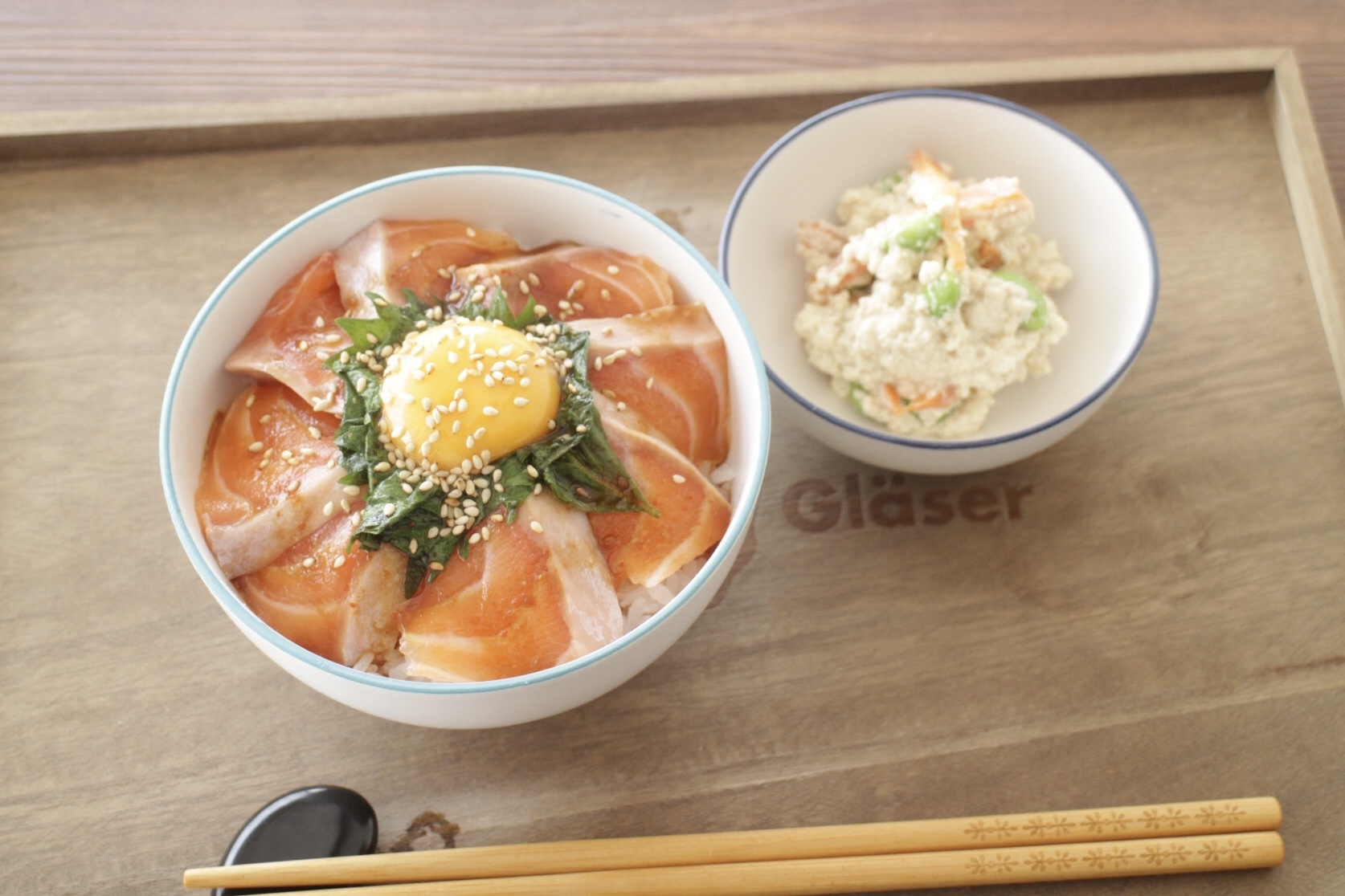 サーモン丼_f0220354_12543369.jpeg