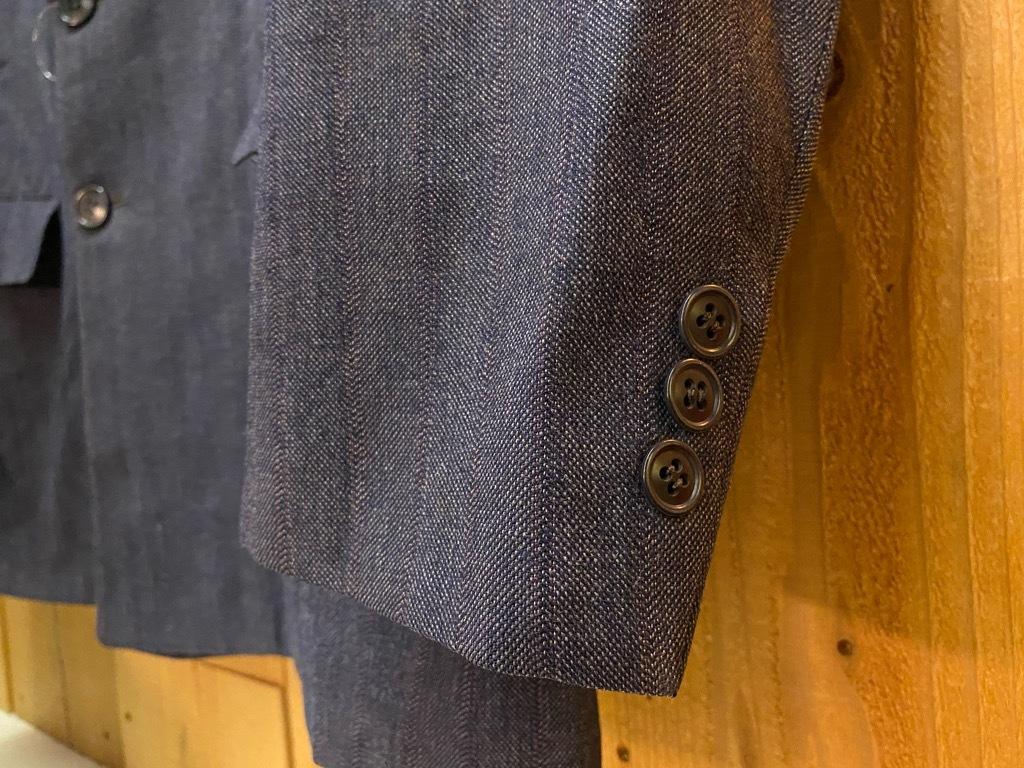 11月14日(土)マグネッツ大阪店スーペリア入荷日!!#6 Trad編!! Tailored Suit SetUp,Blazer,Coat,Slacks!!_c0078587_21135477.jpg