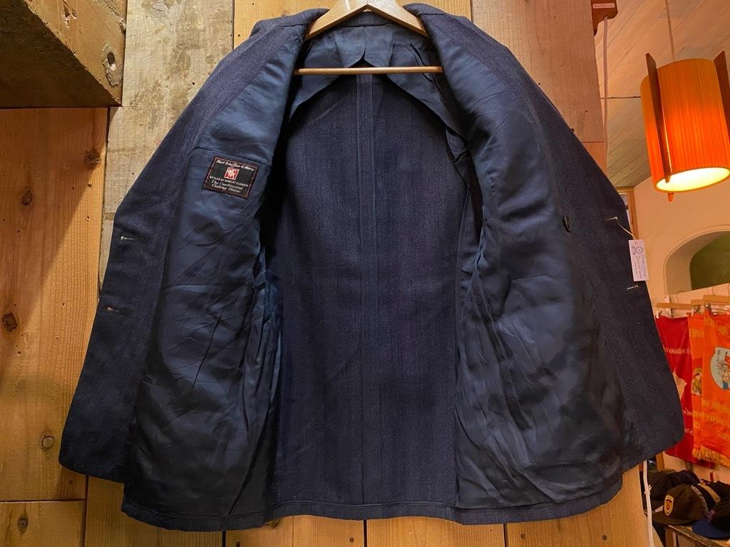 11月14日(土)マグネッツ大阪店スーペリア入荷日!!#6 Trad編!! Tailored Suit SetUp,Blazer,Coat,Slacks!!_c0078587_21135611.jpg
