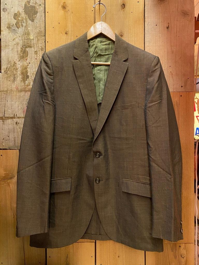 11月14日(土)マグネッツ大阪店スーペリア入荷日!!#6 Trad編!! Tailored Suit SetUp,Blazer,Coat,Slacks!!_c0078587_21180368.jpg