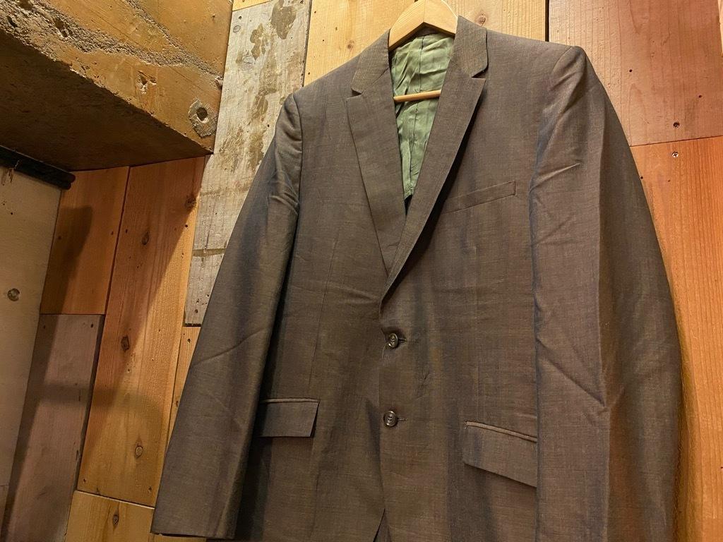 11月14日(土)マグネッツ大阪店スーペリア入荷日!!#6 Trad編!! Tailored Suit SetUp,Blazer,Coat,Slacks!!_c0078587_21180694.jpg