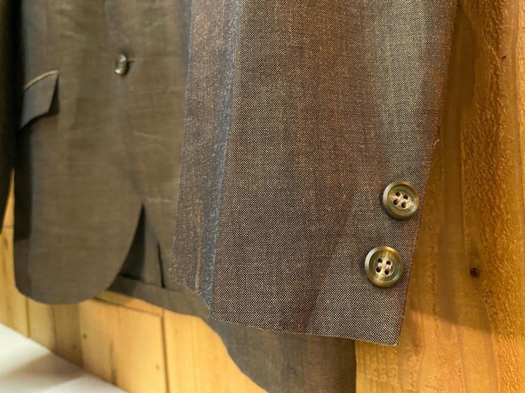 11月14日(土)マグネッツ大阪店スーペリア入荷日!!#6 Trad編!! Tailored Suit SetUp,Blazer,Coat,Slacks!!_c0078587_21180983.jpg