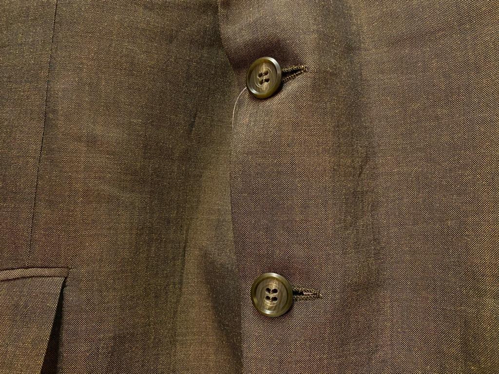 11月14日(土)マグネッツ大阪店スーペリア入荷日!!#6 Trad編!! Tailored Suit SetUp,Blazer,Coat,Slacks!!_c0078587_21181352.jpg