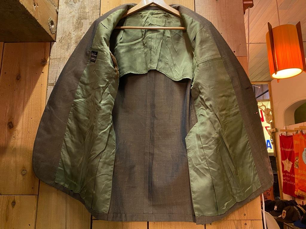 11月14日(土)マグネッツ大阪店スーペリア入荷日!!#6 Trad編!! Tailored Suit SetUp,Blazer,Coat,Slacks!!_c0078587_21181540.jpg