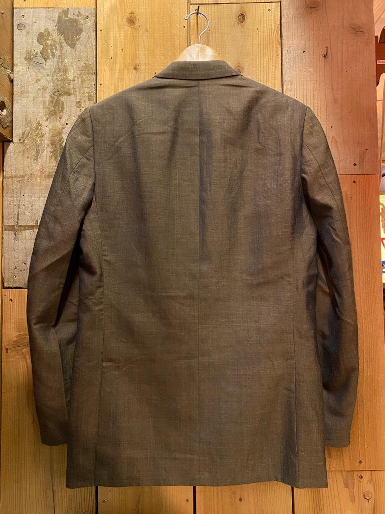 11月14日(土)マグネッツ大阪店スーペリア入荷日!!#6 Trad編!! Tailored Suit SetUp,Blazer,Coat,Slacks!!_c0078587_21181925.jpg