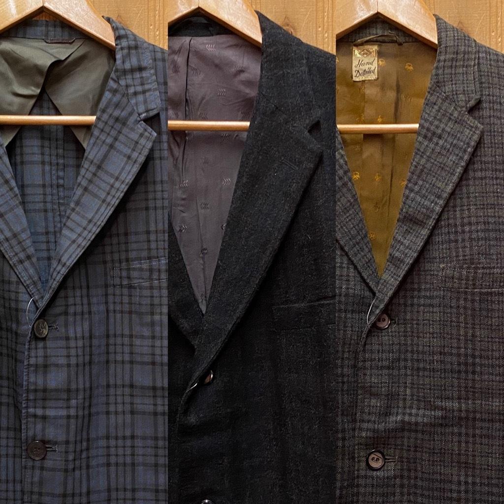 11月14日(土)マグネッツ大阪店スーペリア入荷日!!#6 Trad編!! Tailored Suit SetUp,Blazer,Coat,Slacks!!_c0078587_21195834.jpg