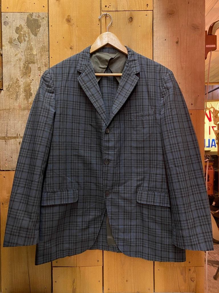 11月14日(土)マグネッツ大阪店スーペリア入荷日!!#6 Trad編!! Tailored Suit SetUp,Blazer,Coat,Slacks!!_c0078587_21200409.jpg
