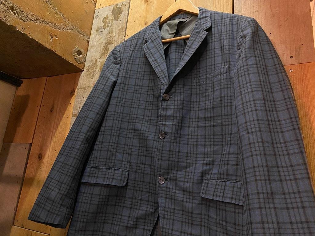 11月14日(土)マグネッツ大阪店スーペリア入荷日!!#6 Trad編!! Tailored Suit SetUp,Blazer,Coat,Slacks!!_c0078587_21200604.jpg