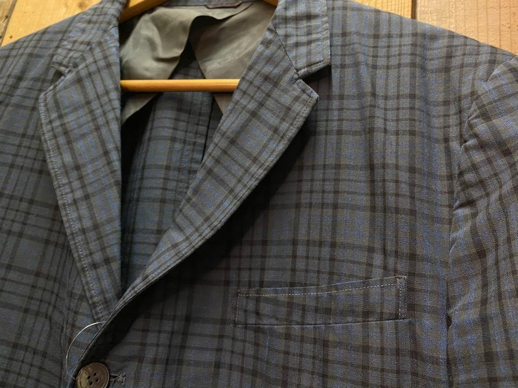 11月14日(土)マグネッツ大阪店スーペリア入荷日!!#6 Trad編!! Tailored Suit SetUp,Blazer,Coat,Slacks!!_c0078587_21200716.jpg