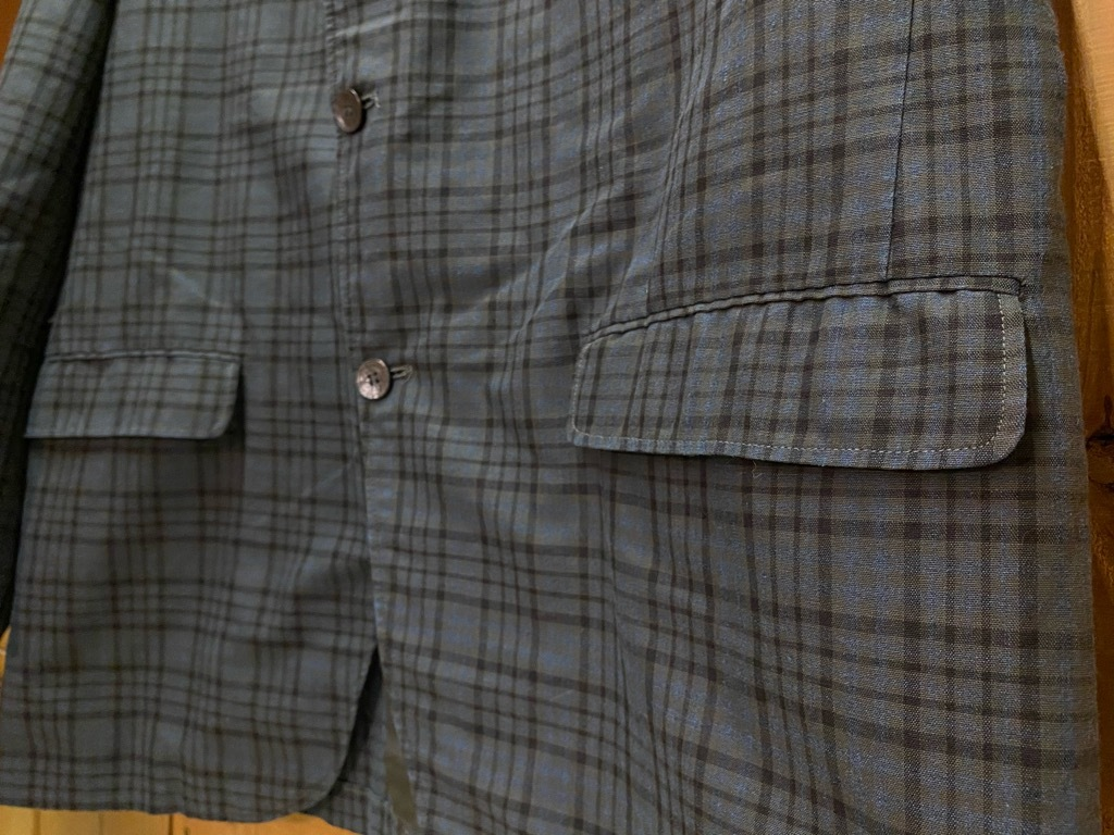 11月14日(土)マグネッツ大阪店スーペリア入荷日!!#6 Trad編!! Tailored Suit SetUp,Blazer,Coat,Slacks!!_c0078587_21201234.jpg