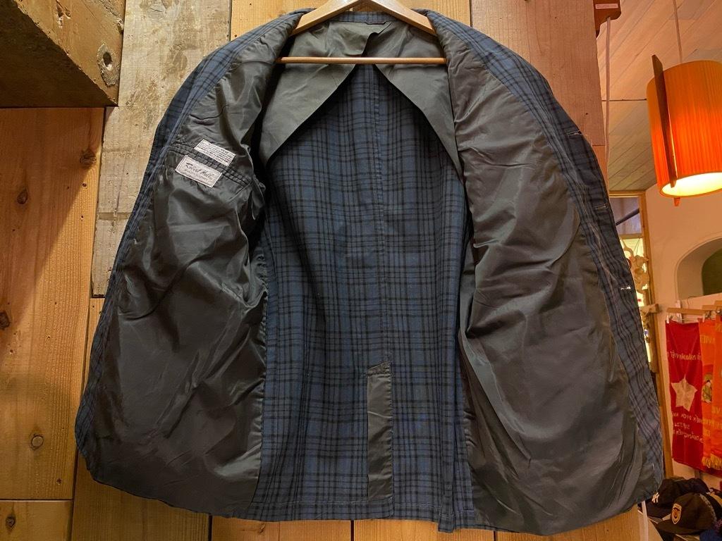 11月14日(土)マグネッツ大阪店スーペリア入荷日!!#6 Trad編!! Tailored Suit SetUp,Blazer,Coat,Slacks!!_c0078587_21201385.jpg