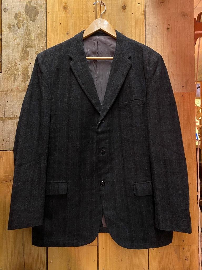 11月14日(土)マグネッツ大阪店スーペリア入荷日!!#6 Trad編!! Tailored Suit SetUp,Blazer,Coat,Slacks!!_c0078587_21204809.jpg