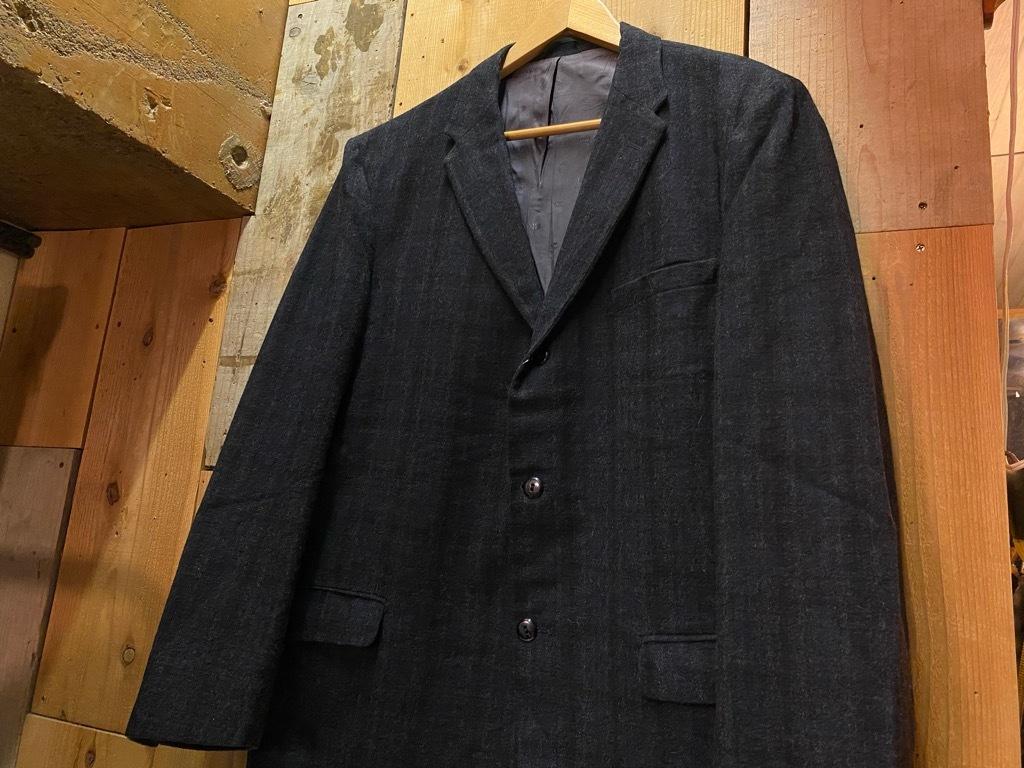 11月14日(土)マグネッツ大阪店スーペリア入荷日!!#6 Trad編!! Tailored Suit SetUp,Blazer,Coat,Slacks!!_c0078587_21205155.jpg