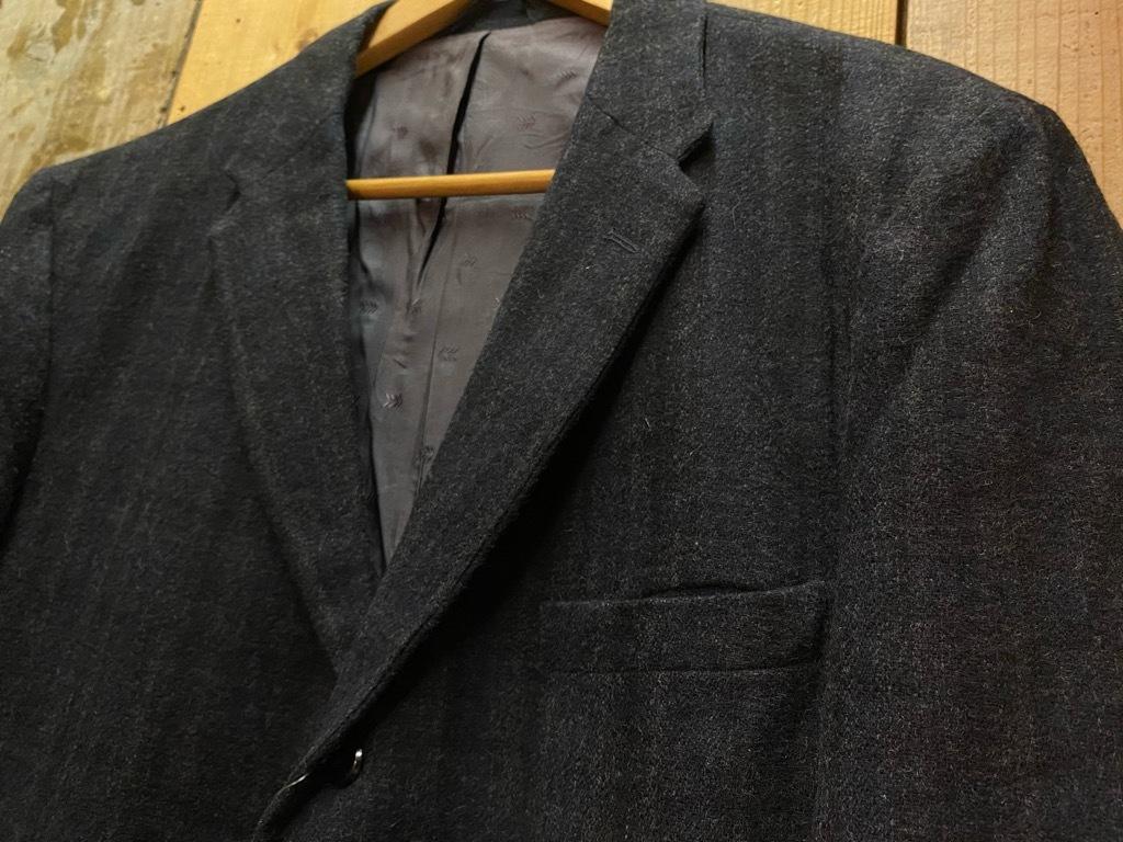 11月14日(土)マグネッツ大阪店スーペリア入荷日!!#6 Trad編!! Tailored Suit SetUp,Blazer,Coat,Slacks!!_c0078587_21205214.jpg