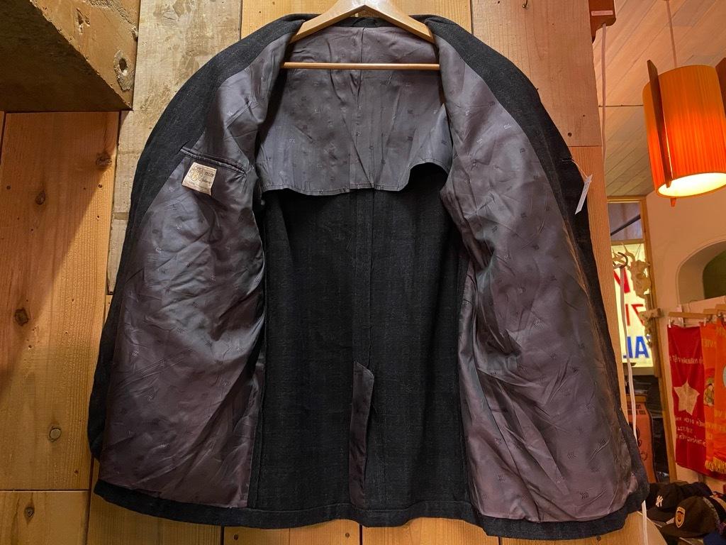 11月14日(土)マグネッツ大阪店スーペリア入荷日!!#6 Trad編!! Tailored Suit SetUp,Blazer,Coat,Slacks!!_c0078587_21205719.jpg