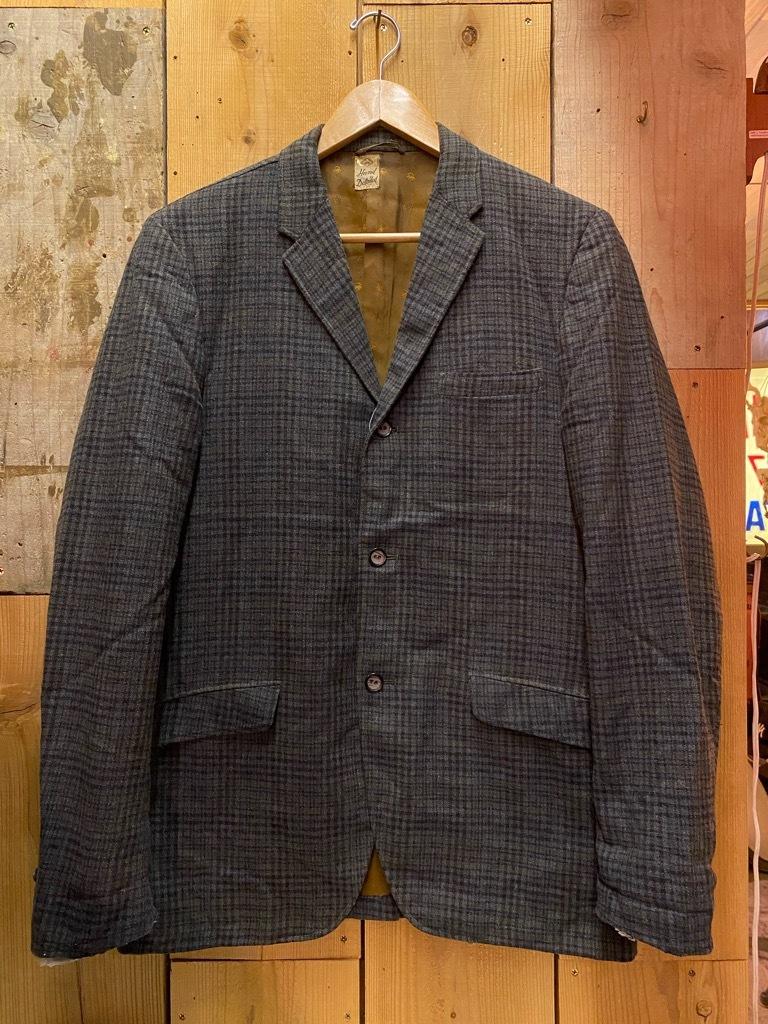 11月14日(土)マグネッツ大阪店スーペリア入荷日!!#6 Trad編!! Tailored Suit SetUp,Blazer,Coat,Slacks!!_c0078587_21213922.jpg
