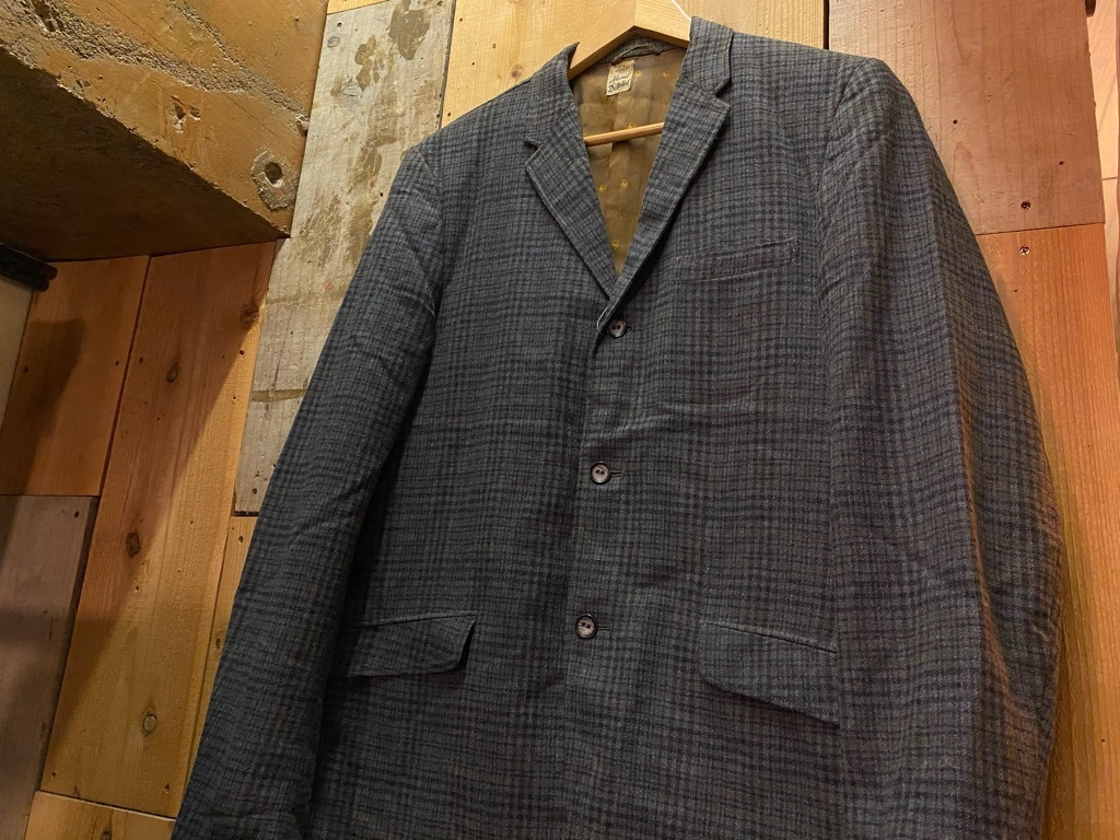 11月14日(土)マグネッツ大阪店スーペリア入荷日!!#6 Trad編!! Tailored Suit SetUp,Blazer,Coat,Slacks!!_c0078587_21214117.jpg
