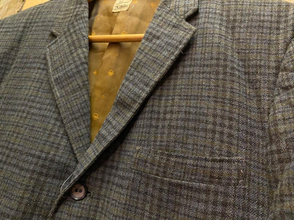 11月14日(土)マグネッツ大阪店スーペリア入荷日!!#6 Trad編!! Tailored Suit SetUp,Blazer,Coat,Slacks!!_c0078587_21214440.jpg