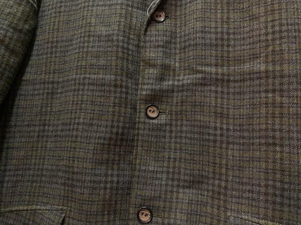 11月14日(土)マグネッツ大阪店スーペリア入荷日!!#6 Trad編!! Tailored Suit SetUp,Blazer,Coat,Slacks!!_c0078587_21214678.jpg