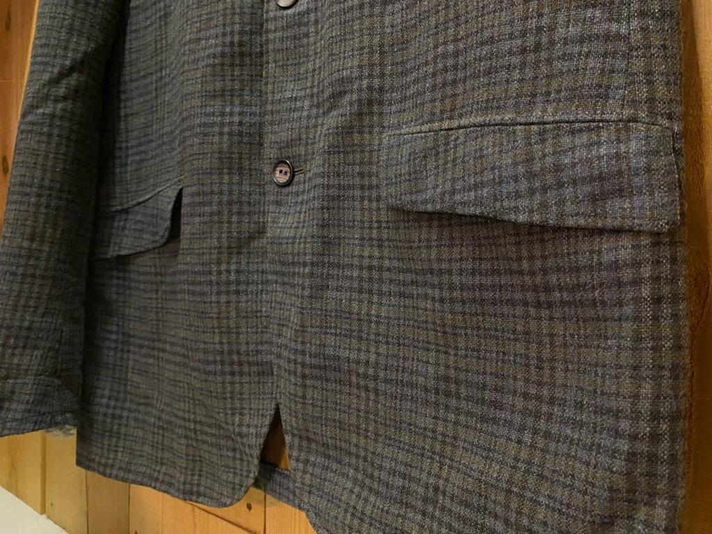 11月14日(土)マグネッツ大阪店スーペリア入荷日!!#6 Trad編!! Tailored Suit SetUp,Blazer,Coat,Slacks!!_c0078587_21214897.jpg