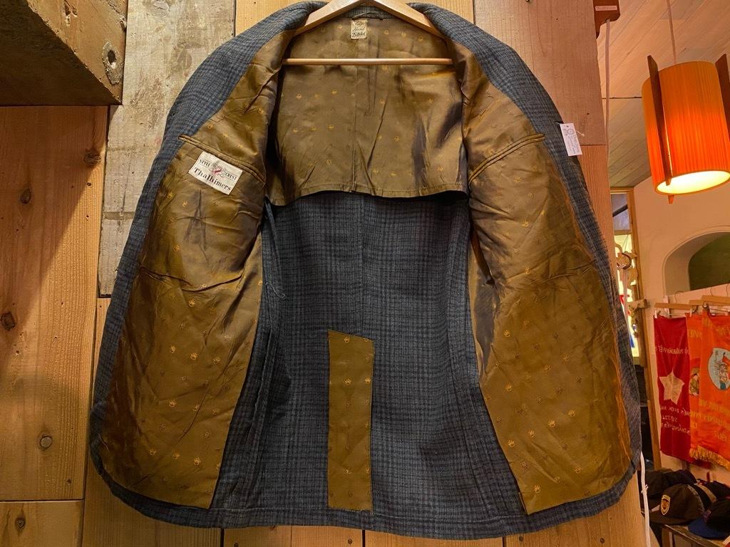 11月14日(土)マグネッツ大阪店スーペリア入荷日!!#6 Trad編!! Tailored Suit SetUp,Blazer,Coat,Slacks!!_c0078587_21215114.jpg