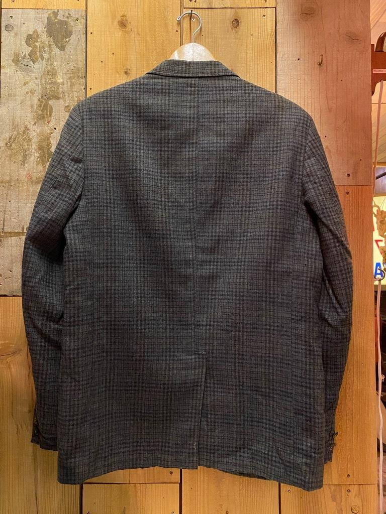 11月14日(土)マグネッツ大阪店スーペリア入荷日!!#6 Trad編!! Tailored Suit SetUp,Blazer,Coat,Slacks!!_c0078587_21215820.jpg