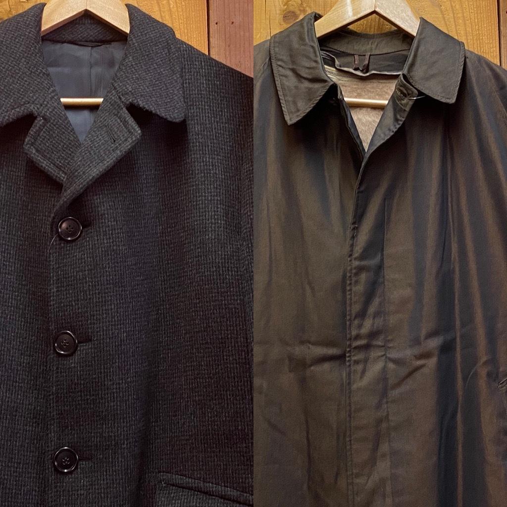 11月14日(土)マグネッツ大阪店スーペリア入荷日!!#6 Trad編!! Tailored Suit SetUp,Blazer,Coat,Slacks!!_c0078587_21234151.jpg