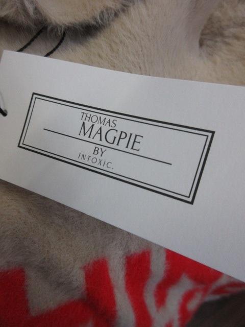 thomas magpie   トーマスマグパイ  longknit  mogol feather_e0076692_16570818.jpg