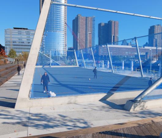 コロナ禍のNYにオープンした最新水上公園ピア26(Pier 26)をバーチャルお散歩_b0007805_06275296.jpg