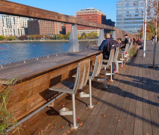 コロナ禍のNYにオープンした最新水上公園ピア26(Pier 26)をバーチャルお散歩_b0007805_06283907.jpg
