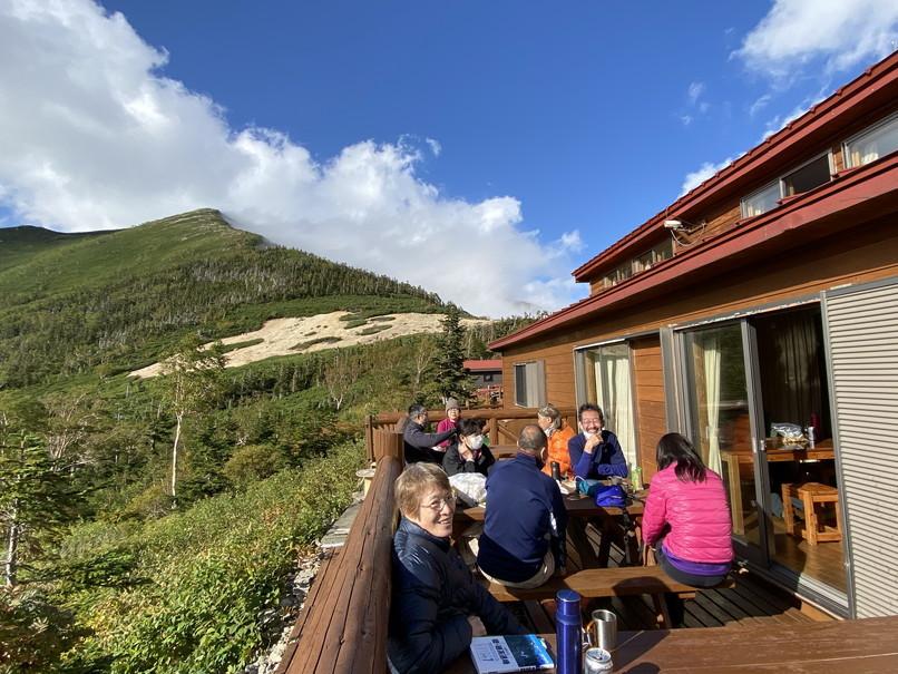 """2020年9月 『北アルプス常念山脈』 September 2020 \""""Mt Jonen in Japan Alps\""""_c0219616_12434207.jpg"""