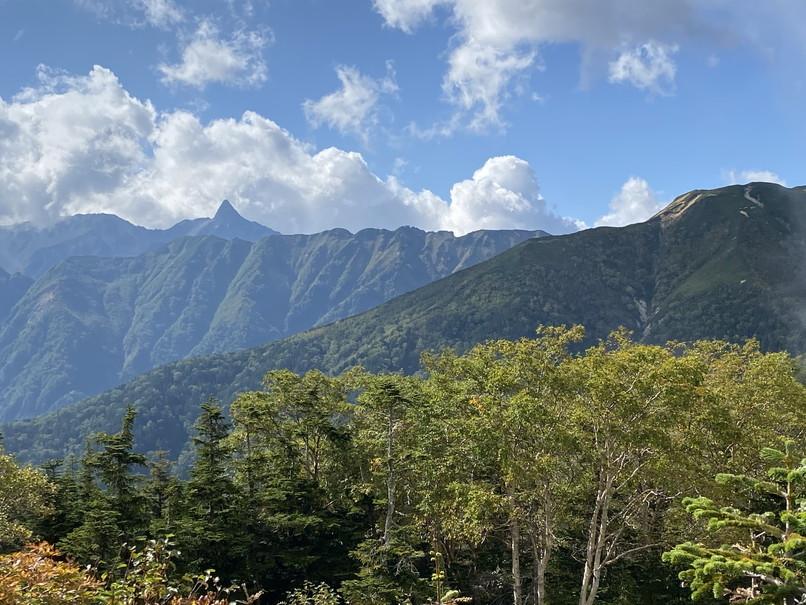 """2020年9月 『北アルプス常念山脈』 September 2020 \""""Mt Jonen in Japan Alps\""""_c0219616_12455367.jpg"""