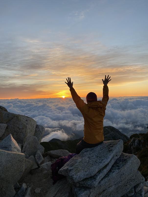 """2020年9月 『北アルプス常念山脈』 September 2020 \""""Mt Jonen in Japan Alps\""""_c0219616_12482328.jpg"""