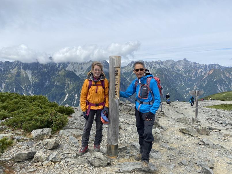 """2020年9月 『北アルプス常念山脈』 September 2020 \""""Mt Jonen in Japan Alps\""""_c0219616_12540363.jpg"""