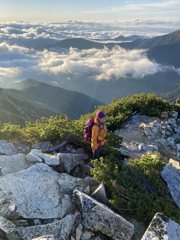"""2020年9月 『北アルプス常念山脈』 September 2020 \""""Mt Jonen in Japan Alps\""""_c0219616_12571595.jpg"""