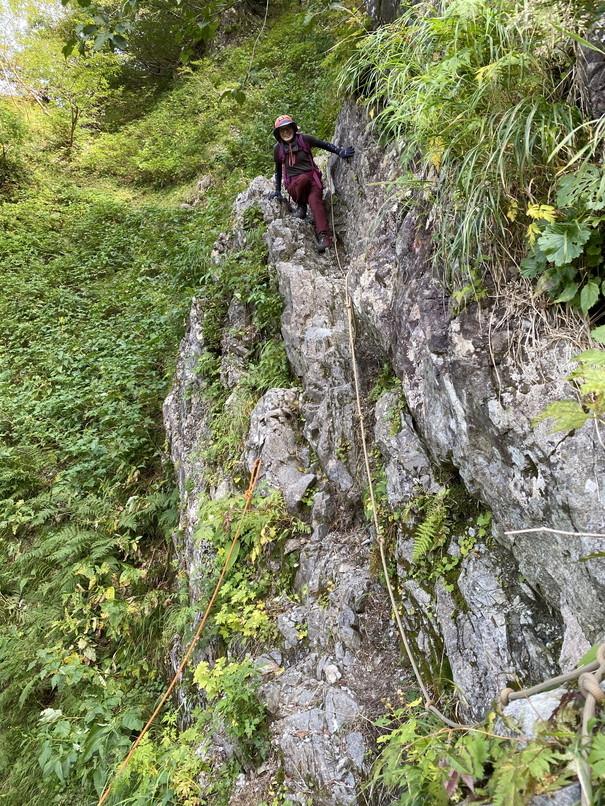 """2020年9月 『北アルプス常念山脈』 September 2020 \""""Mt Jonen in Japan Alps\""""_c0219616_22240440.jpg"""
